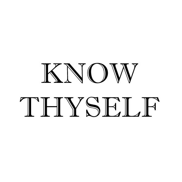 Know Thyself: A Personal Development Exercise blog article by Karan Scott of Karan Scott Coaching | Northants 01536 60147