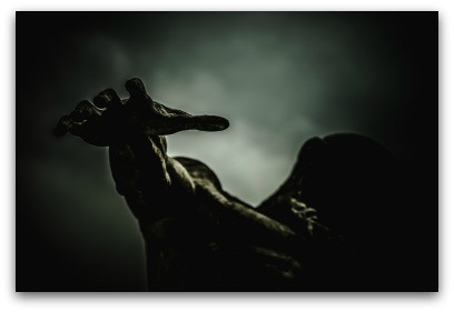 The Dark Knight Of The Soul Brings Your Awakening blog article by Karan Scott of Karan Scott Coaching | Kettering 01536 601749