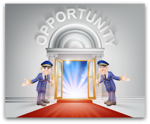 Success Is Where Preparation & Opportunity Meet blog article & podcast episode by Karan Scott of Karan Scott Coaching, Kettering   01536 601749