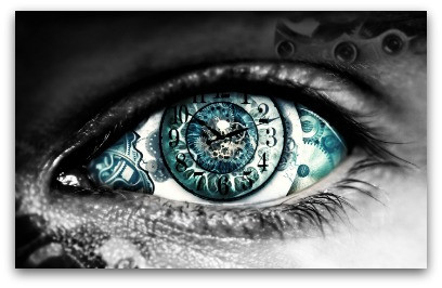Time Travelling Life Coaching blog article by Karan Scott of Karan Scott Coaching | Northants 01536 601749
