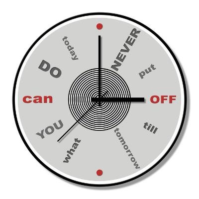 What You Do Today... blog article by Karan Scott Coaching | Northants 01536 601749