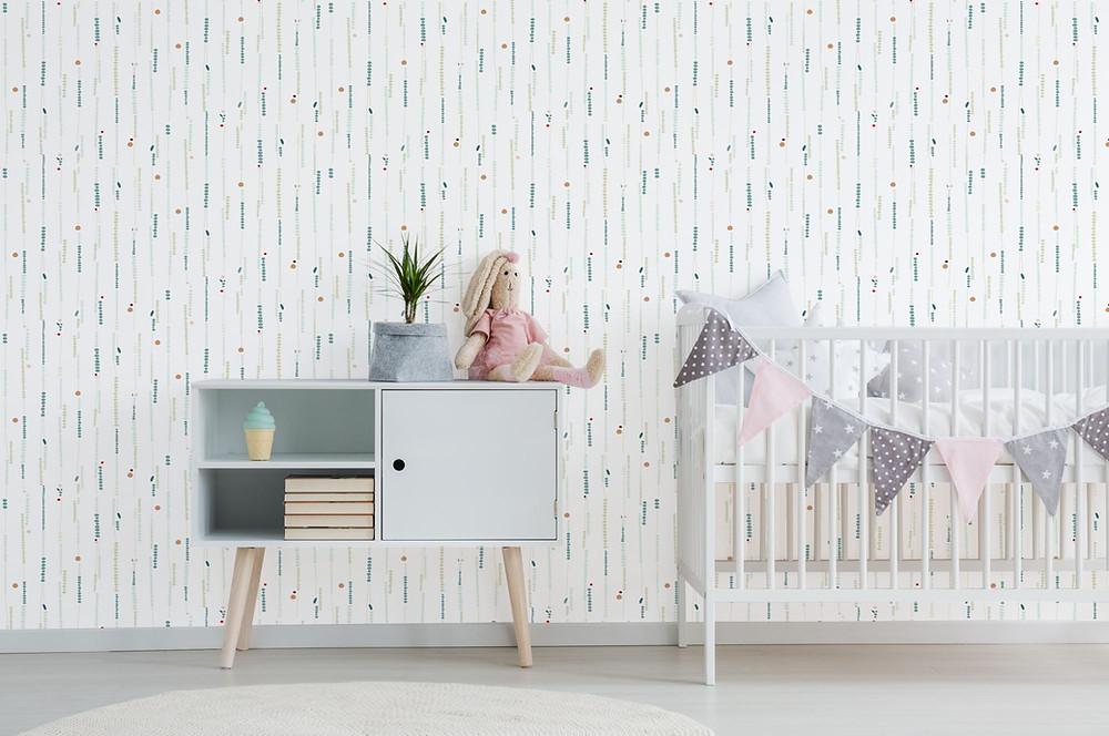 Ideia de papel de parede infantil