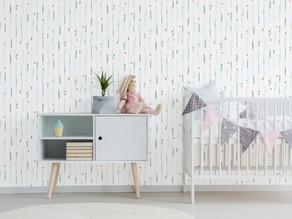 Veja aqui 6 ideias de papel de parede para quarto infantil!