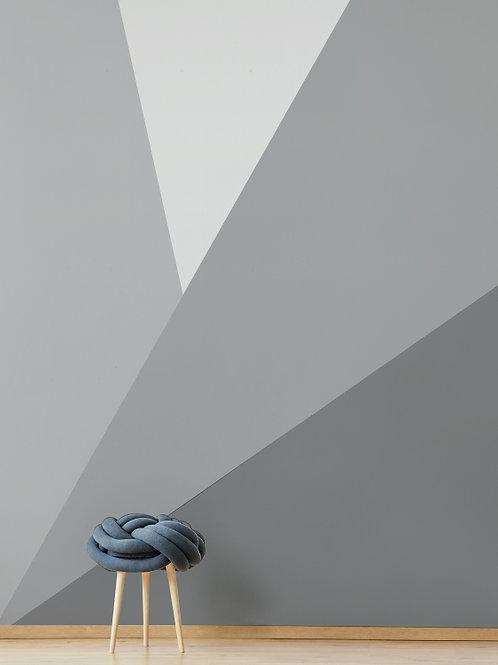 Painel de Parede Cinza B