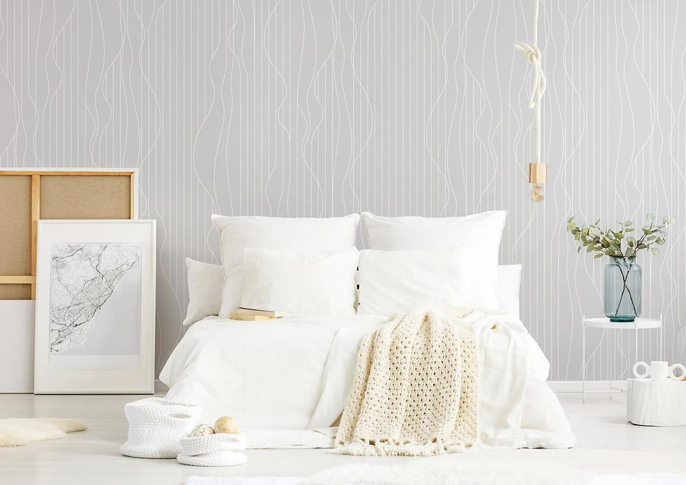 Papel de parede para quarto, casa, sala