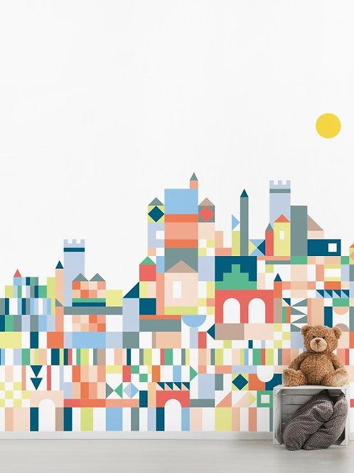 Painel de Parede Klee Colours