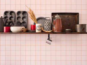 Como escolher um papel de parede para cozinha?