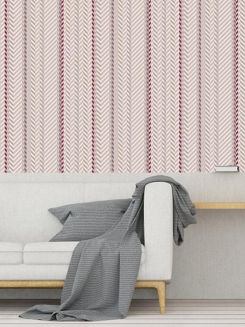 Papel de Parede Carpet Blush