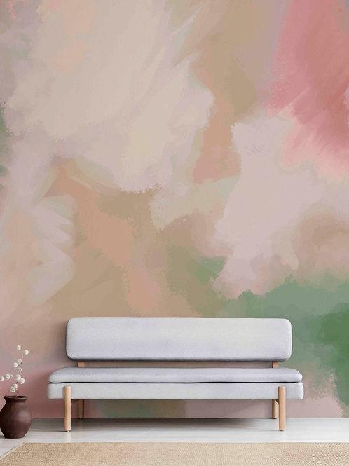 Painel de parede pintura