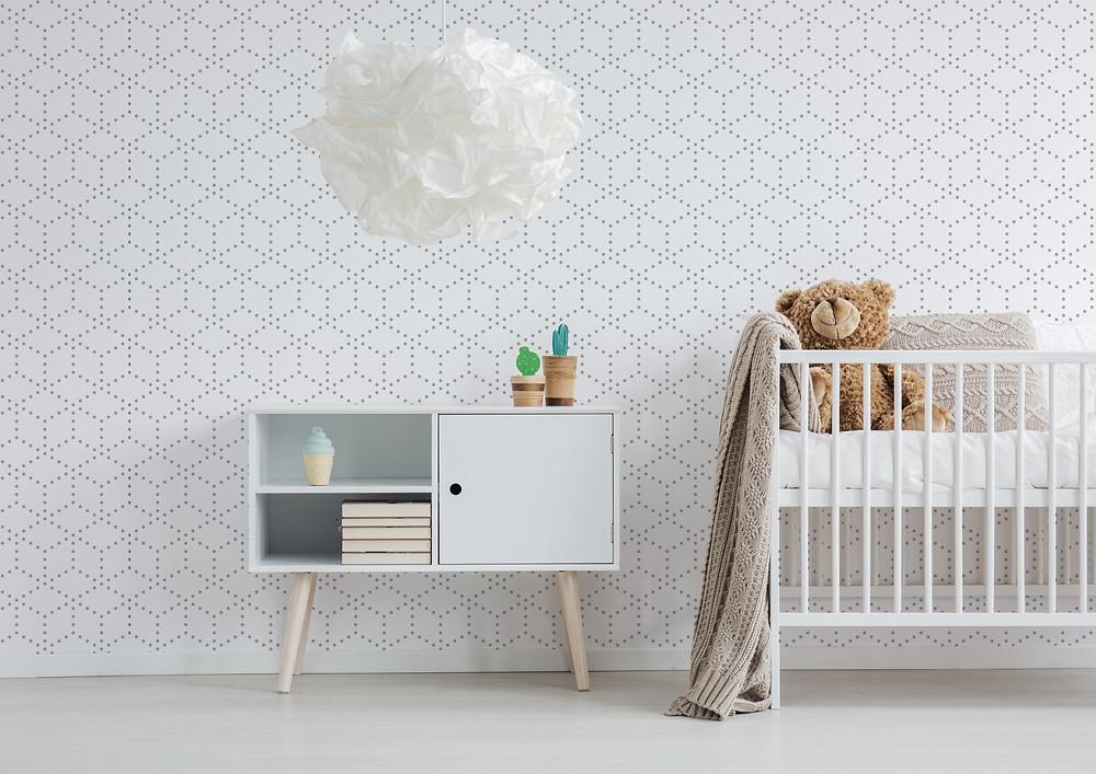 Papel de parede quarto bebe, infantil