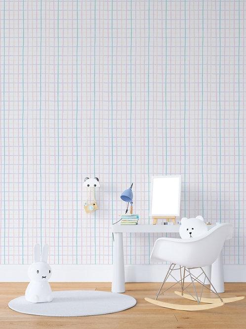 papel de parede pastel