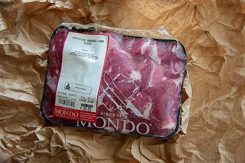 Meat - lamb, diced ~600g