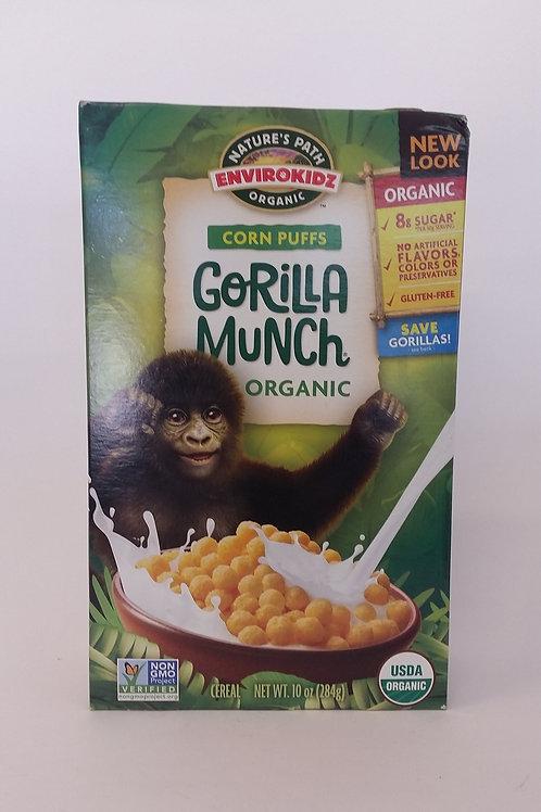 Gorilla Munch corn puffs 284g