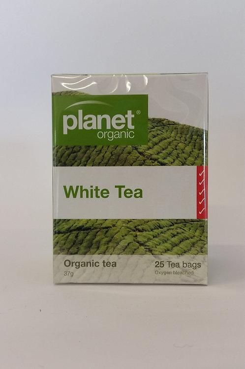 Tea, White 25 bags