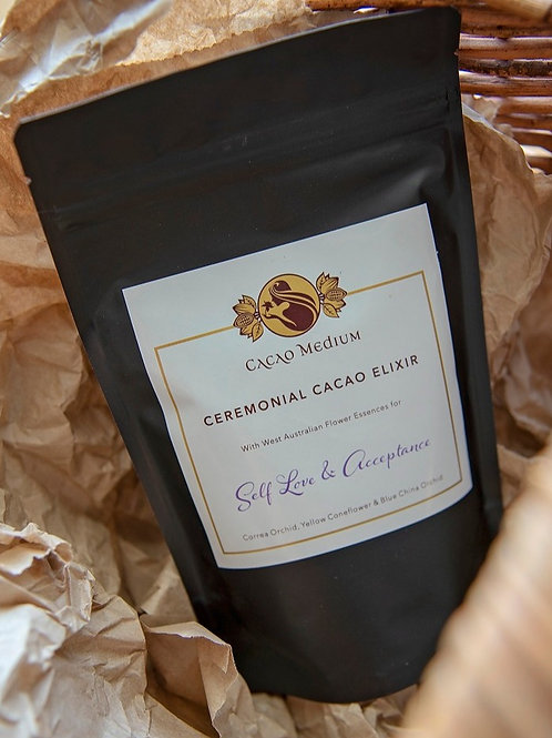 Cacao, ceremonial - self love and acceptance 200g