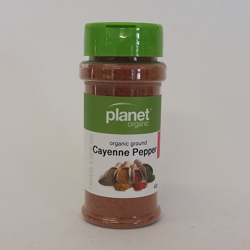 Cayenne pepper, 40g