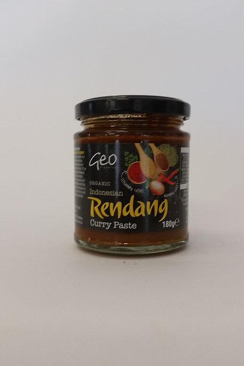 Indonesian rendang curry paste 180g