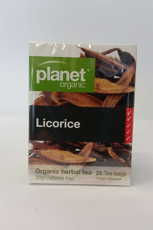 Tea, Licorice 25 bags