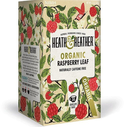 Tea, Raspberry Leaf 20 bags