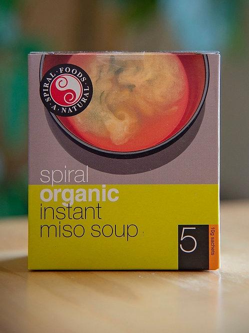 Miso soup, instant 5x10g pack