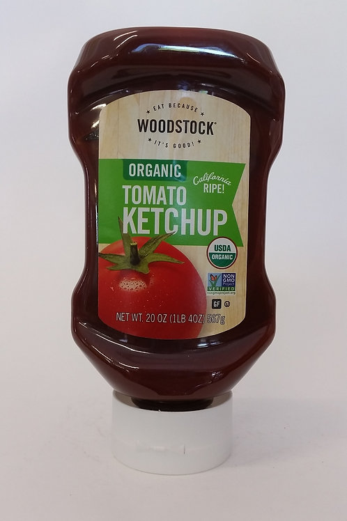 Tomato ketchup squeezy 567g