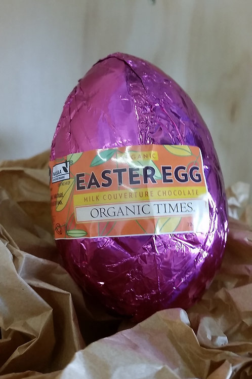 Easter egg, milk 70g