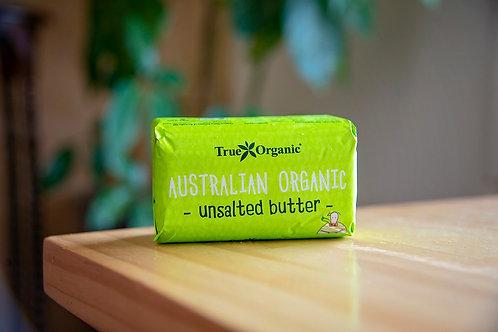 Butter, unsalted 250g