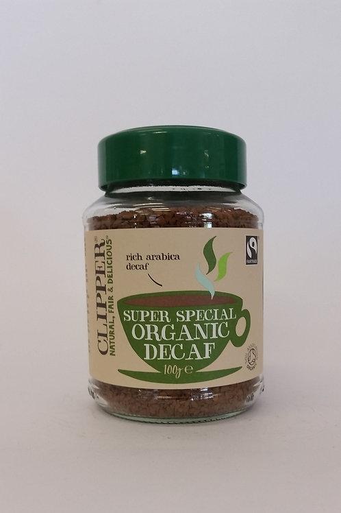 Coffee, instant decaf 100g