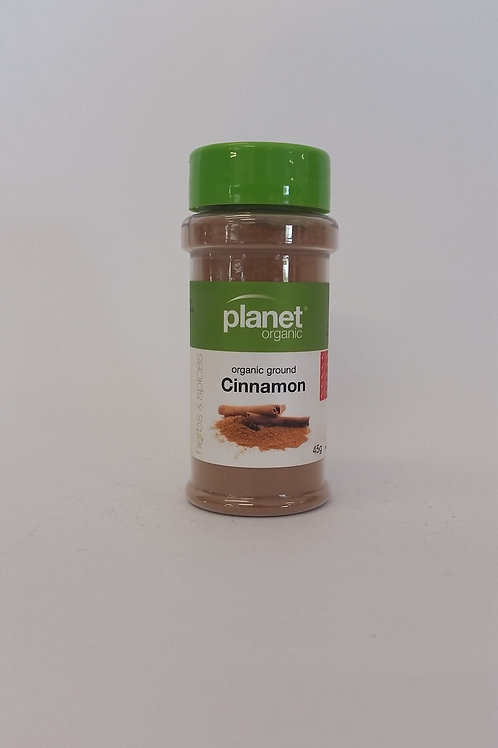 Cinnamon, ground 45g