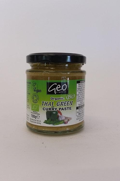 Curry paste, Thai green 180g