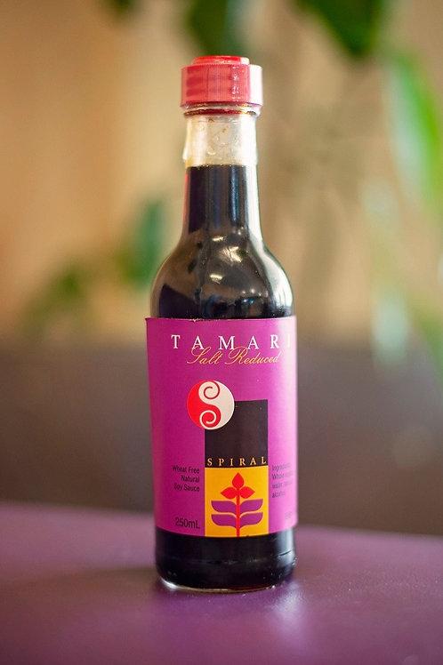 Tamari, salt reduced 250ml