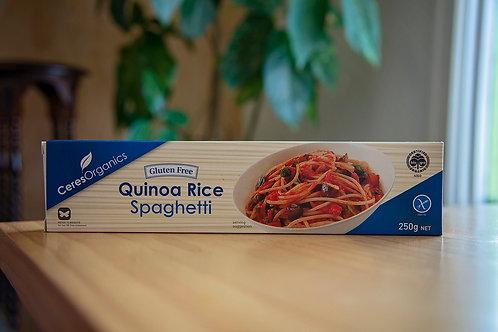 Pasta, quinoa rice spaghetti 250g