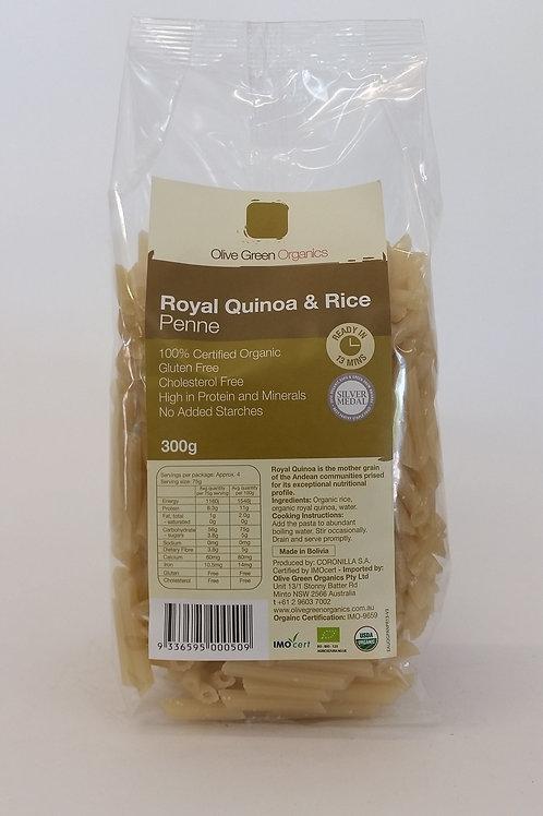 Pasta, quinoa & rice 300g