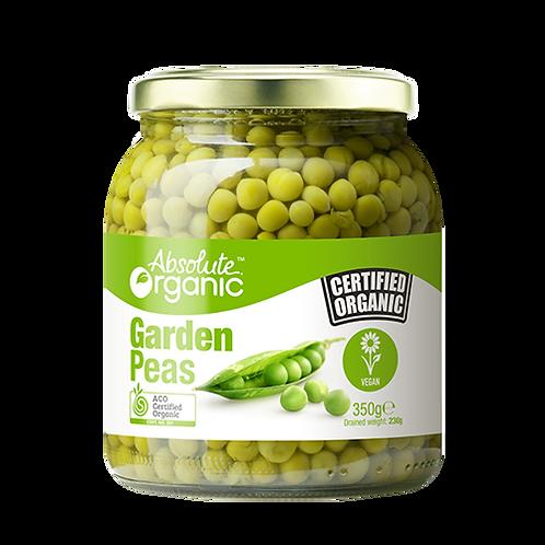 Peas, garden 350g