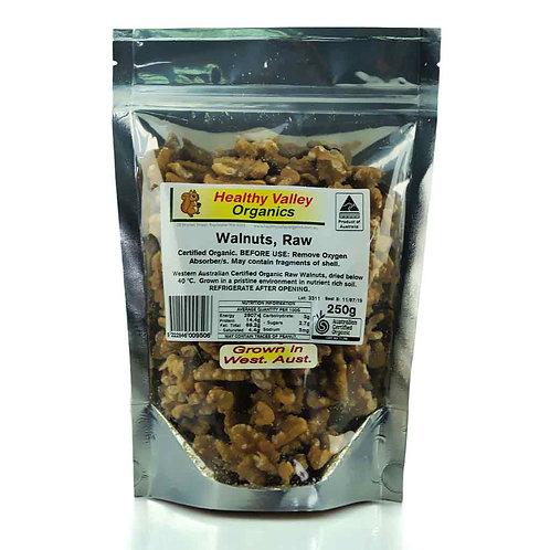 Walnuts, raw 250g