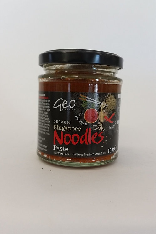 Singapore noodle paste 180g