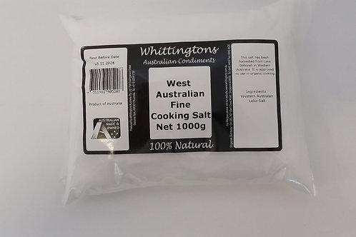 Salt, fine cooking 1kg