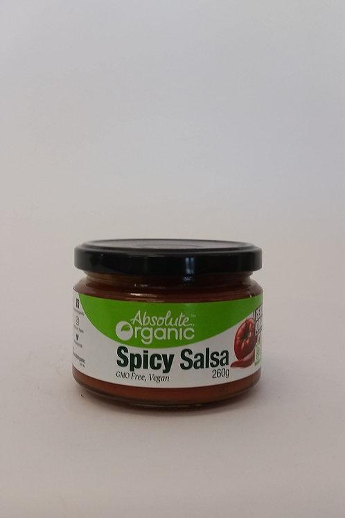 Salsa, spicy 260g