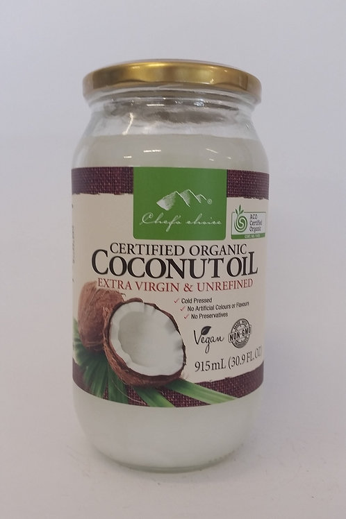 Coconut oil 915ml