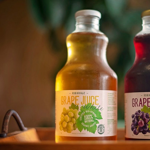 Juice, white grape 1L