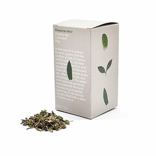 Tea, Moroccan Mint loose leaf 50g
