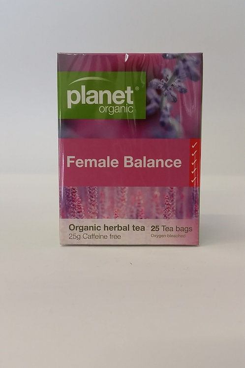 Tea, female balance 25 bags