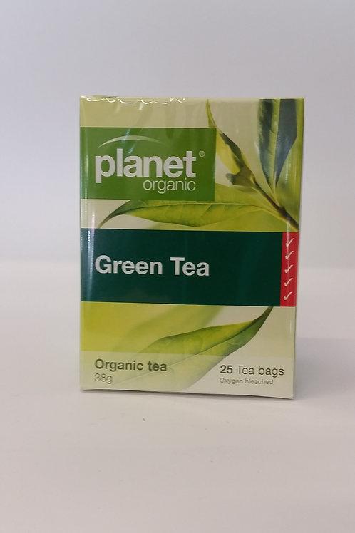 Tea, Green tea 25 bags