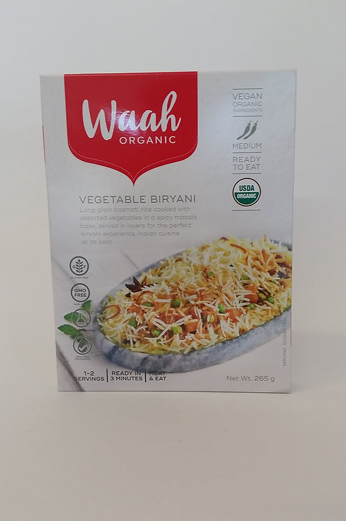 Vegetable Biryani 265g