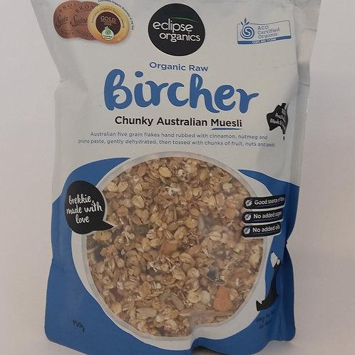 Bircher, chunky Australian
