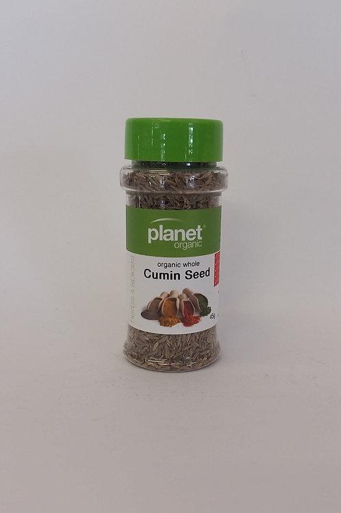 Cumin seed whole 45g