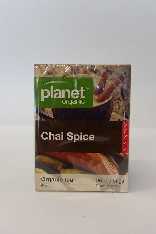 Tea,chai spice 25 bags