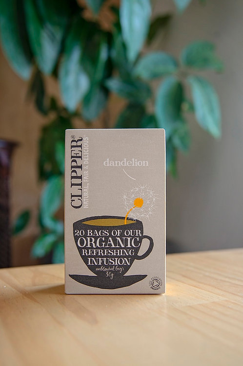 Tea, dandelion 30 bags