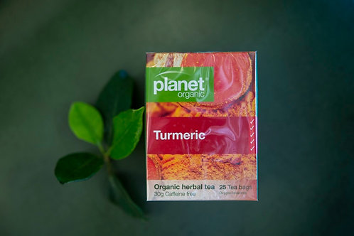 Tea, Tumeric 25 bags
