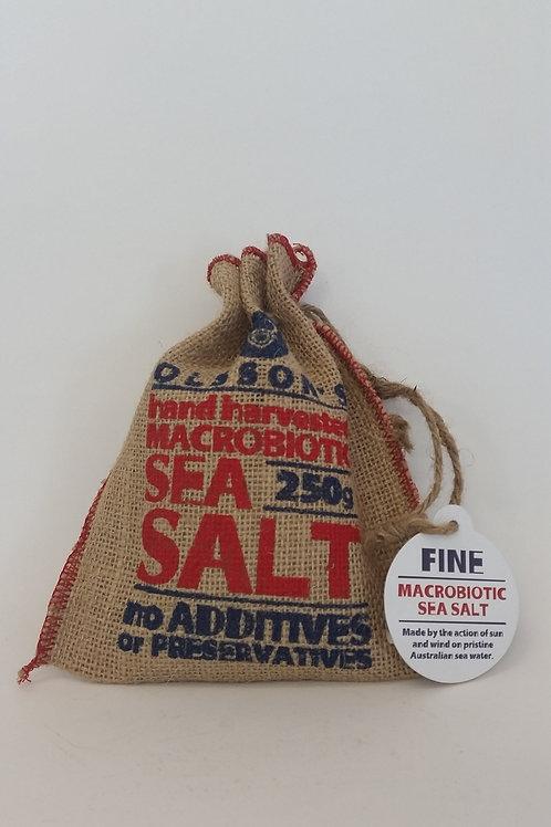 Salt, macrobiotic sea, 250g